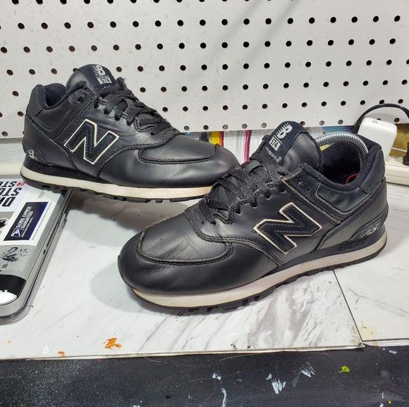 New Balance Shoes | 574 Triple Black